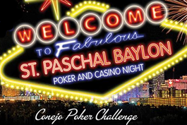St Paschal Baylon Casino Night